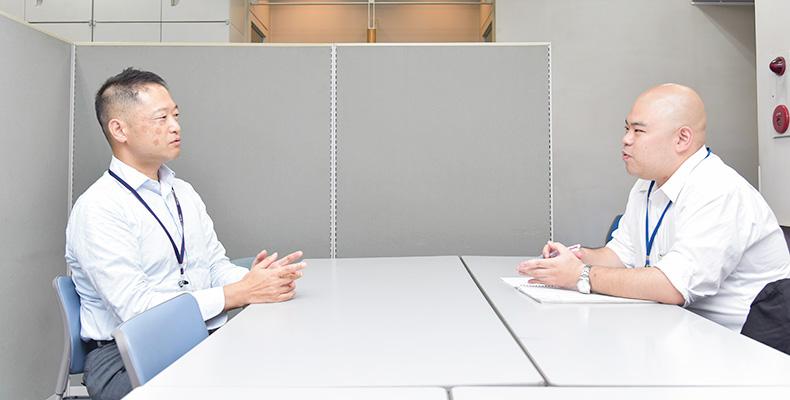 インタビュー1